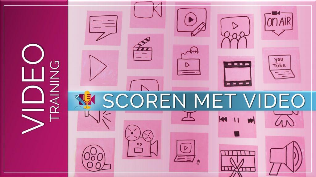 Scoren met video