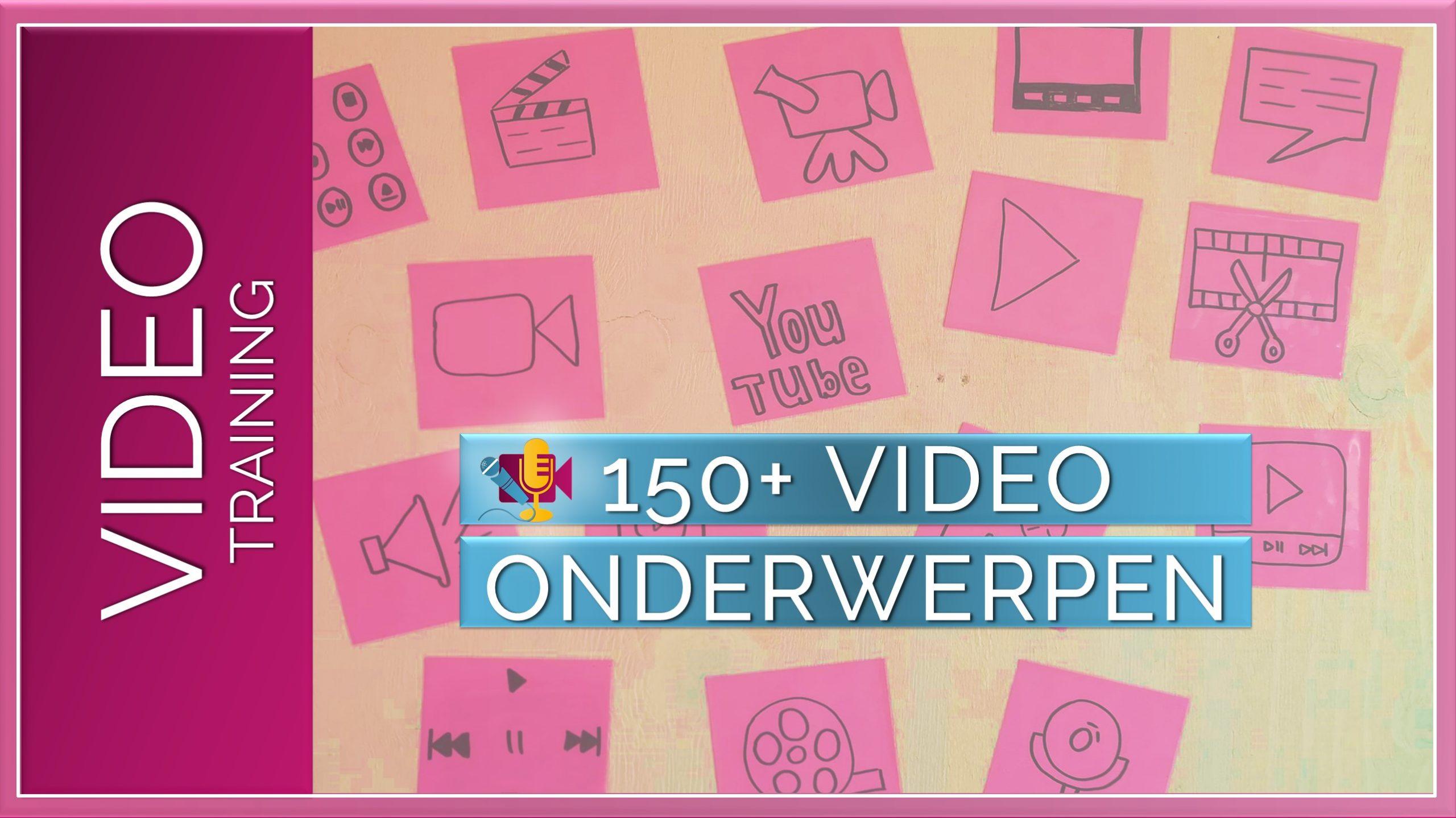 10 video onderwerpen