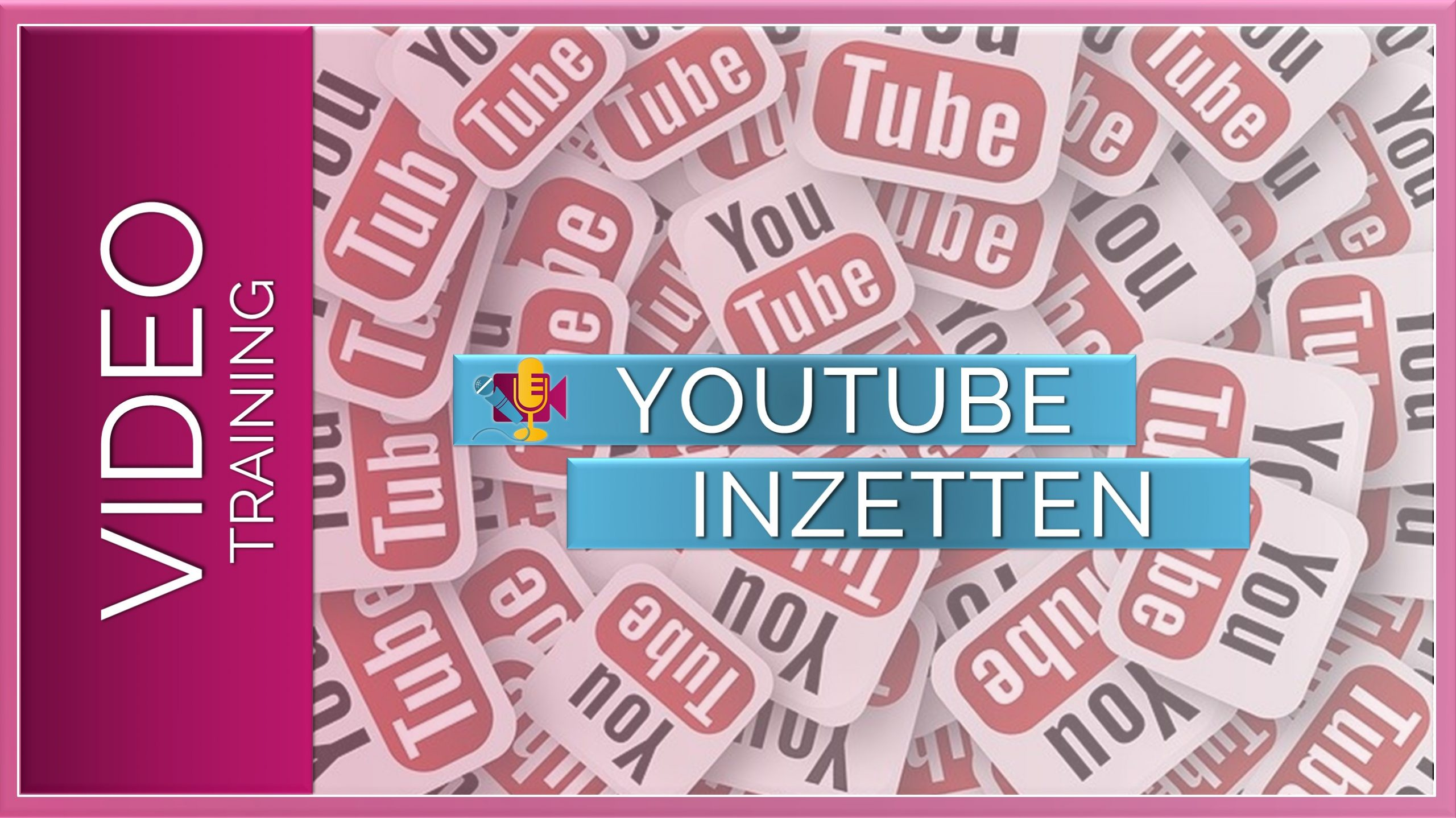 YouTube inzetten